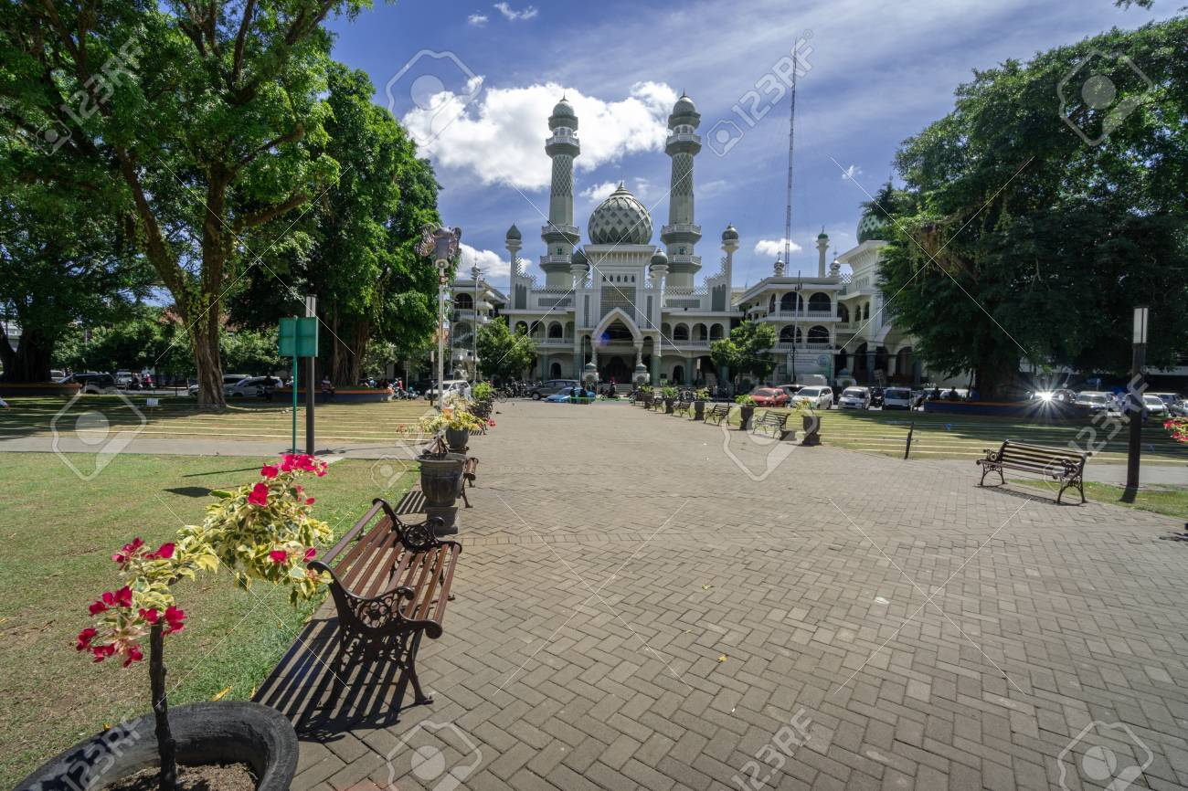 Landmark Of Malang City In East Java Indonesia Stock Photo Picture And Royalty Free Image Image 117685302