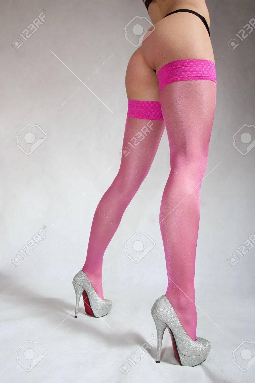 Blonde Milf High Heels Fuck