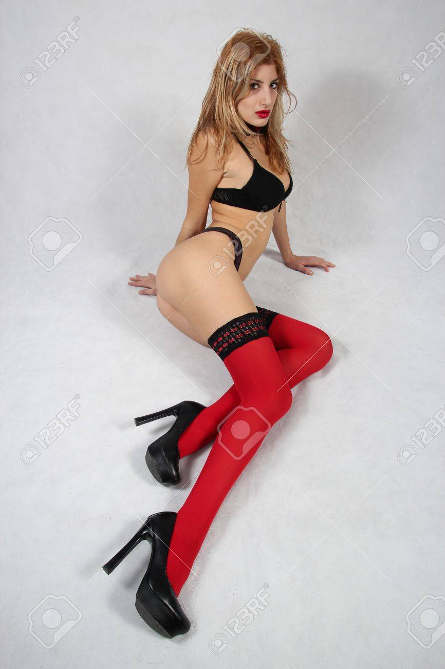 sexy stocking fetish
