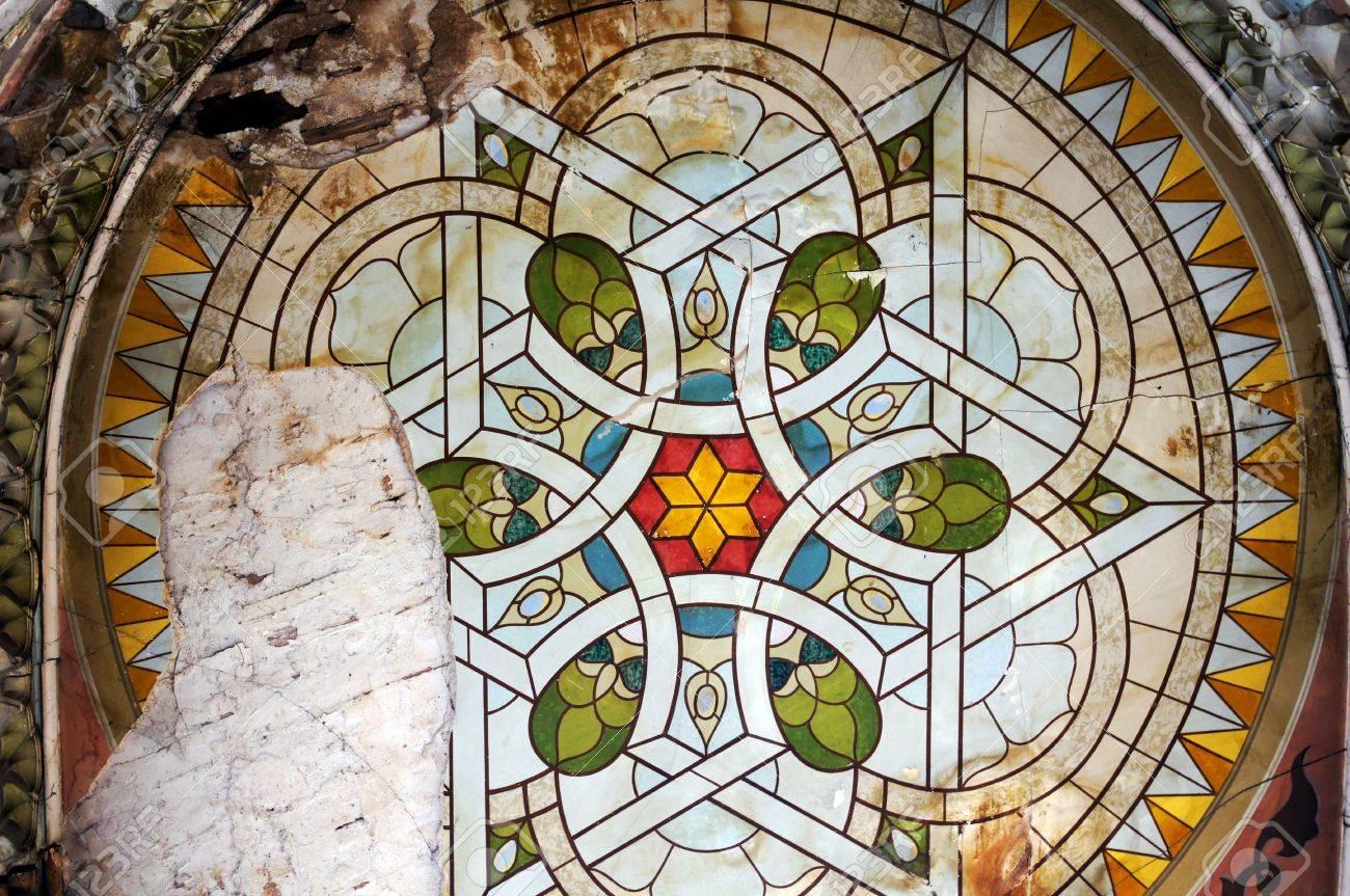 Details Interieur Im Art-Nouveau-Stil In Tbilisi Häuser 18-19 ...