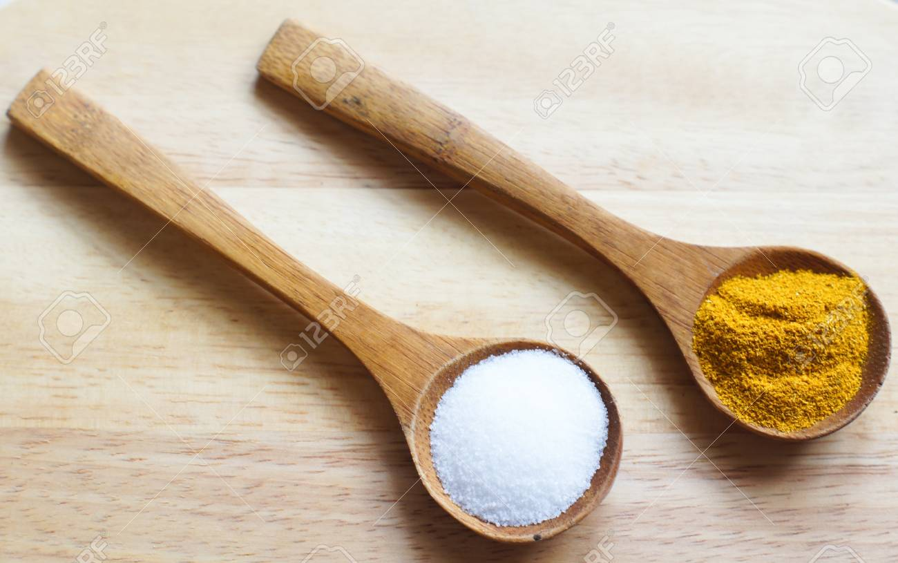 closeup of different georgian spices Stock Photo - 18537499