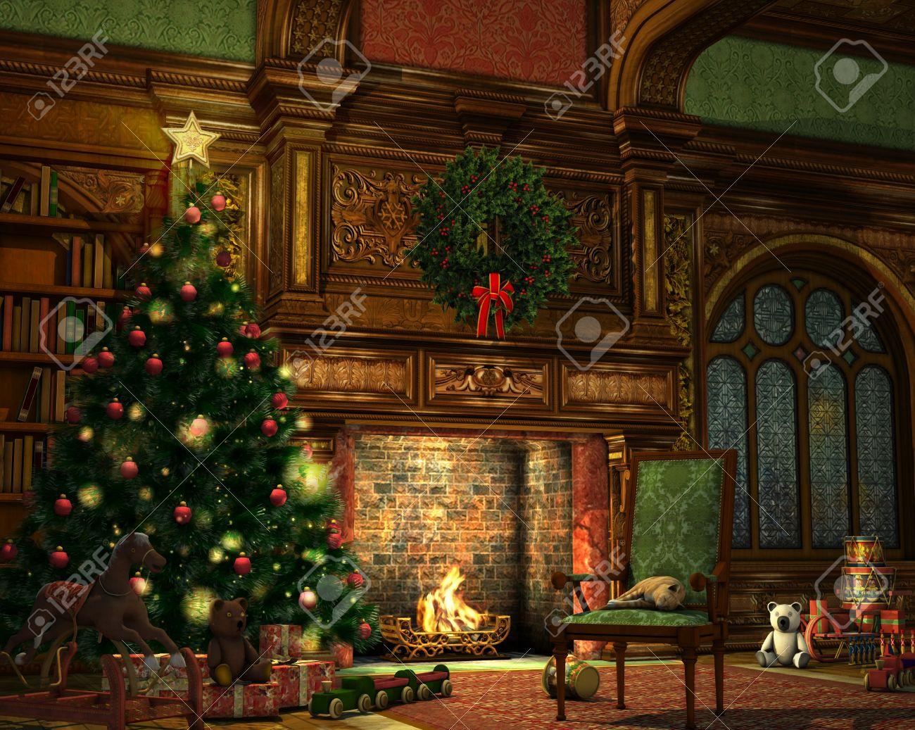 Christmas Eve Stock Photo - 13896240