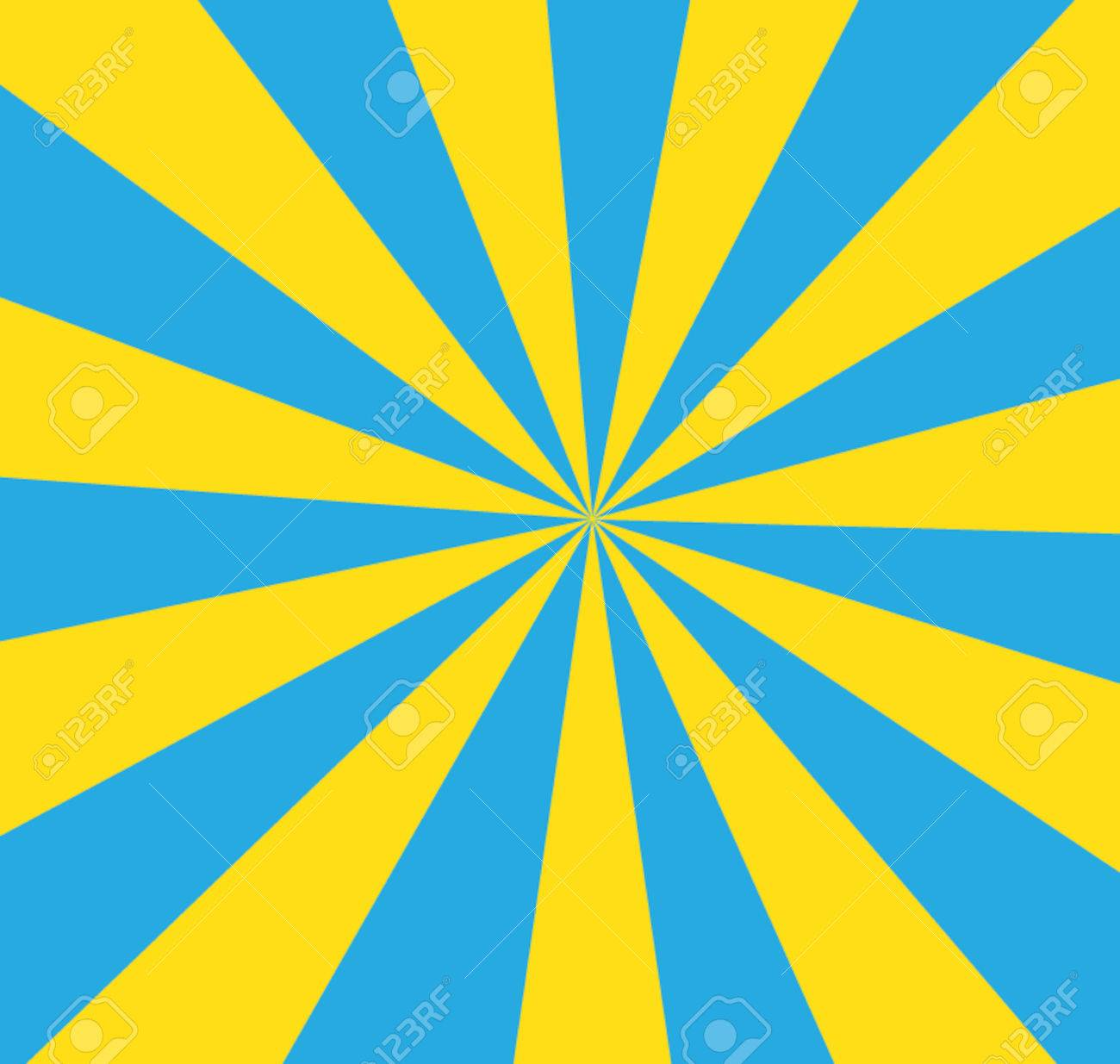 blue and yellow striped background vector royalty free cliparts