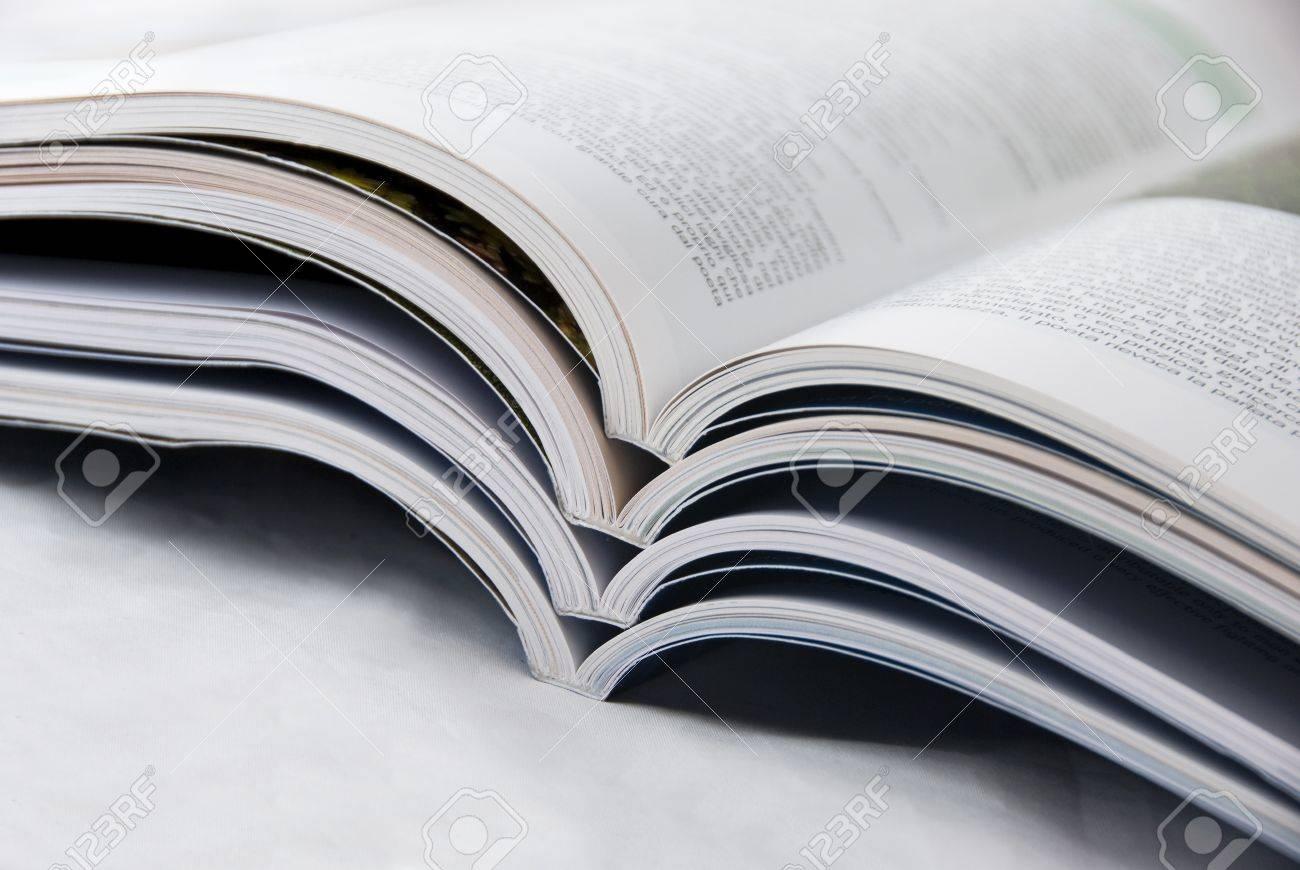magazines Stock Photo - 10480116