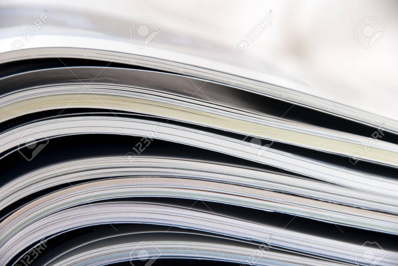 magazines Stock Photo - 10480123