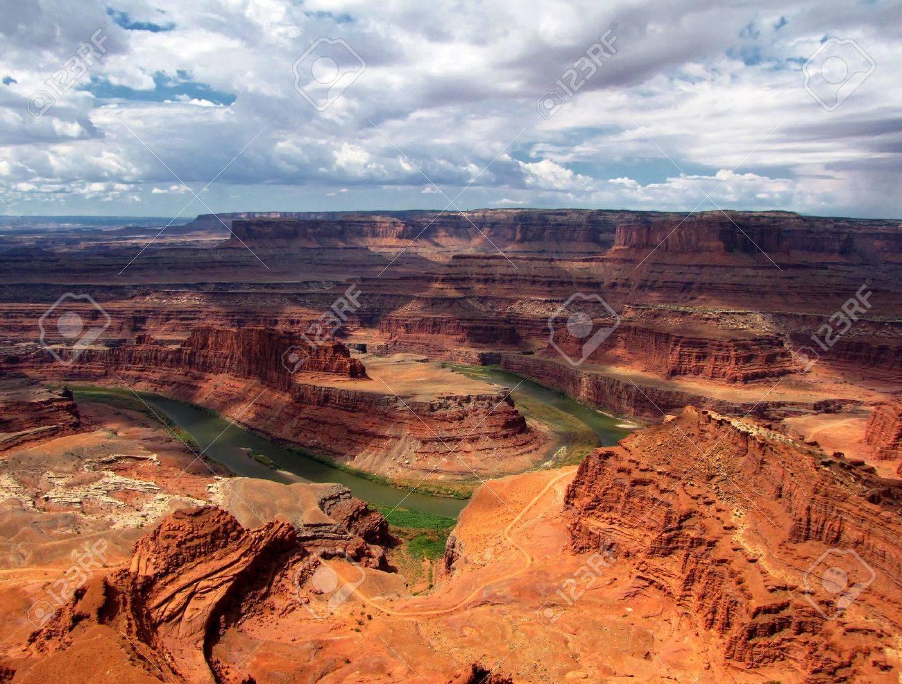Grand Canyon landscape Stock Photo - 10480154