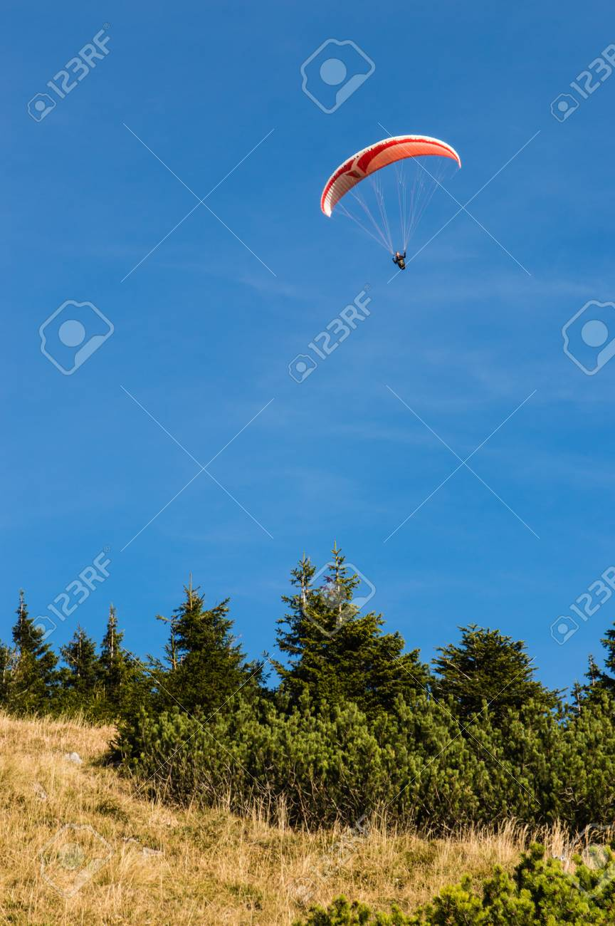 parachutisme extreme