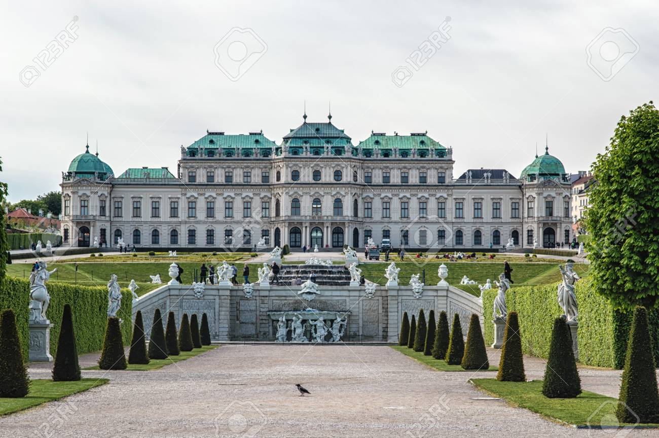 Image result for Belvedere Palace