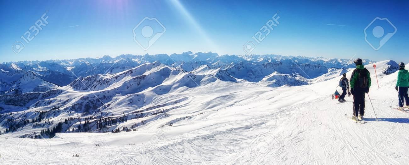 Estaciones en Alpes Franceses