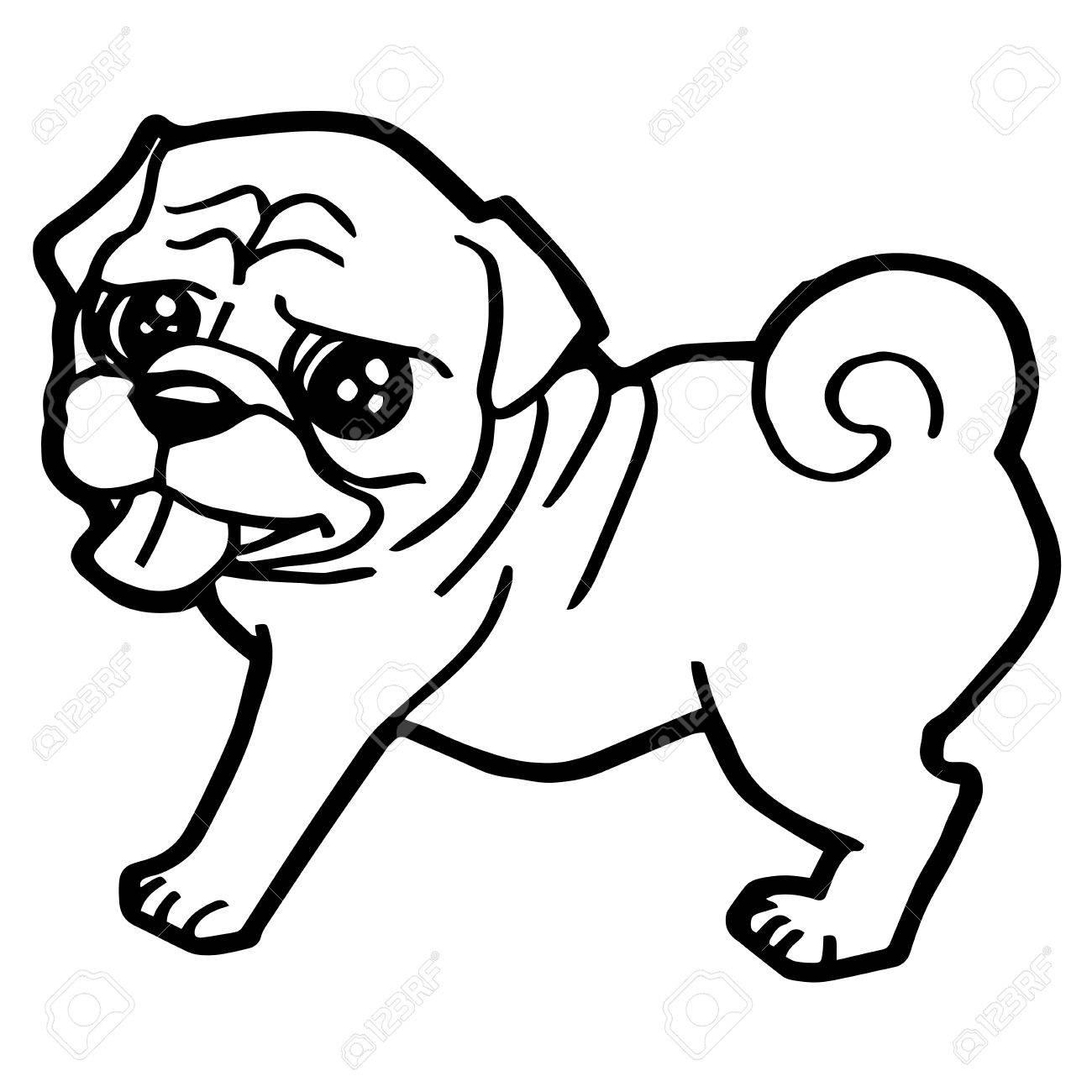 Increíble Lindo Perro Bebé Para Colorear Imágenes - Enmarcado Para ...
