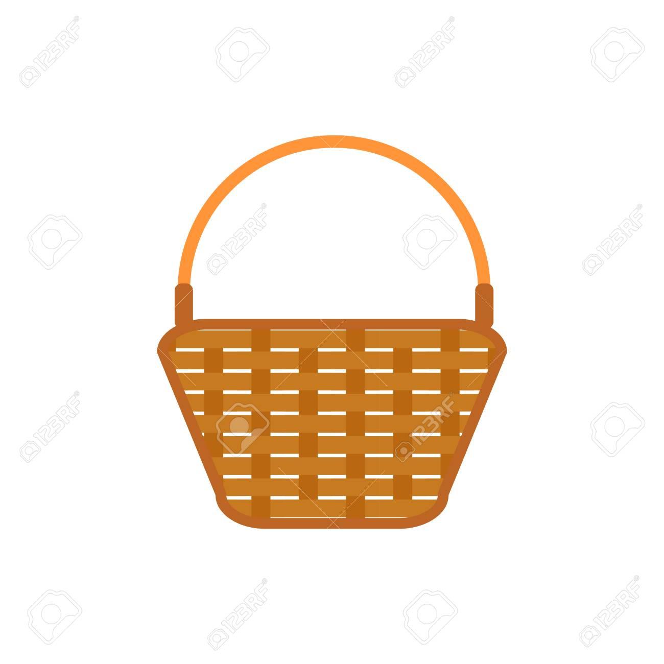 basket icon design Christmas background or Christmas elements isolate on white background vector illustration - 113126736