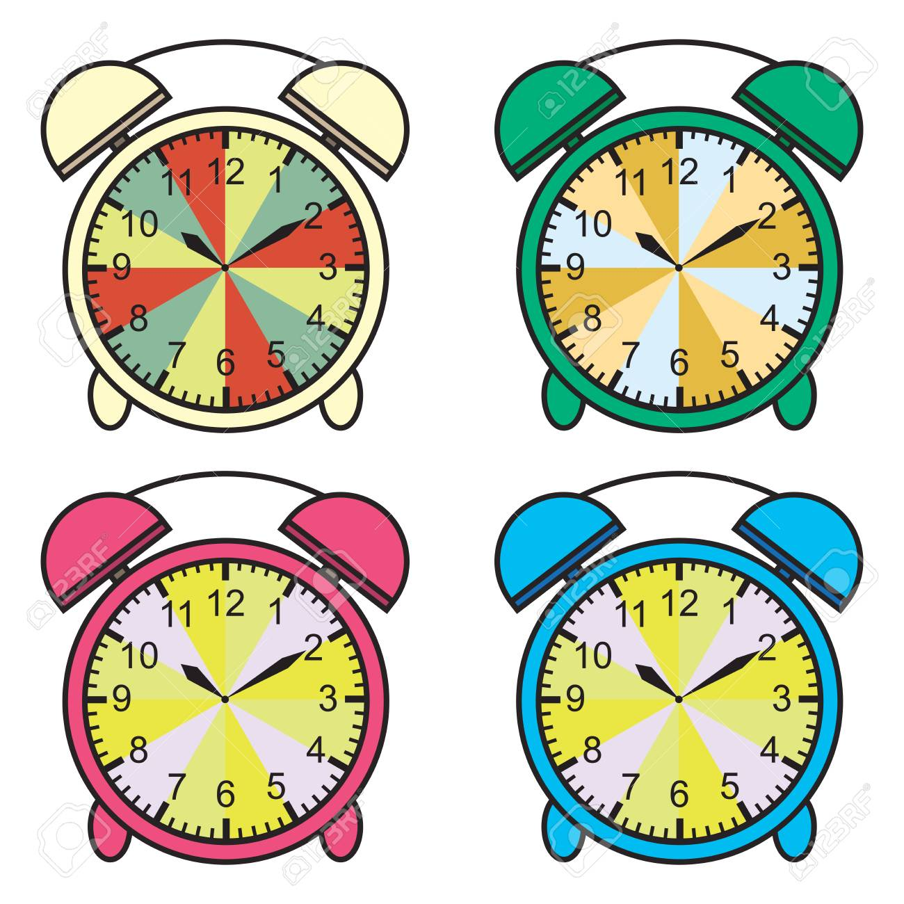 Teaching time chart telling the time for teacher chart for teaching