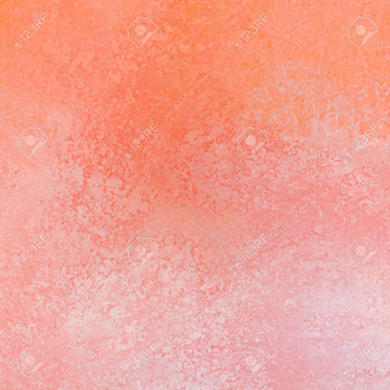 Fond Blanc Papier Orange, Couleurs Chaudes De L\'automne Avec Du ...