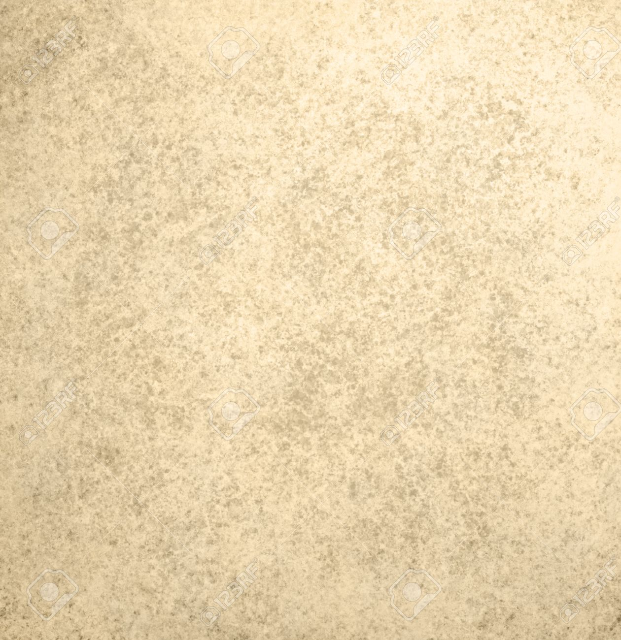 Faded Off White Background Texture Old Dirty Paper Light Beige Stock Photo