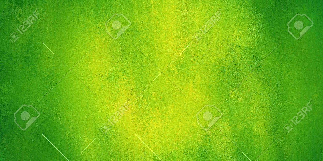 Metálico Amarillo Fondo Verde Papel De Aluminio Ilustración, La ...