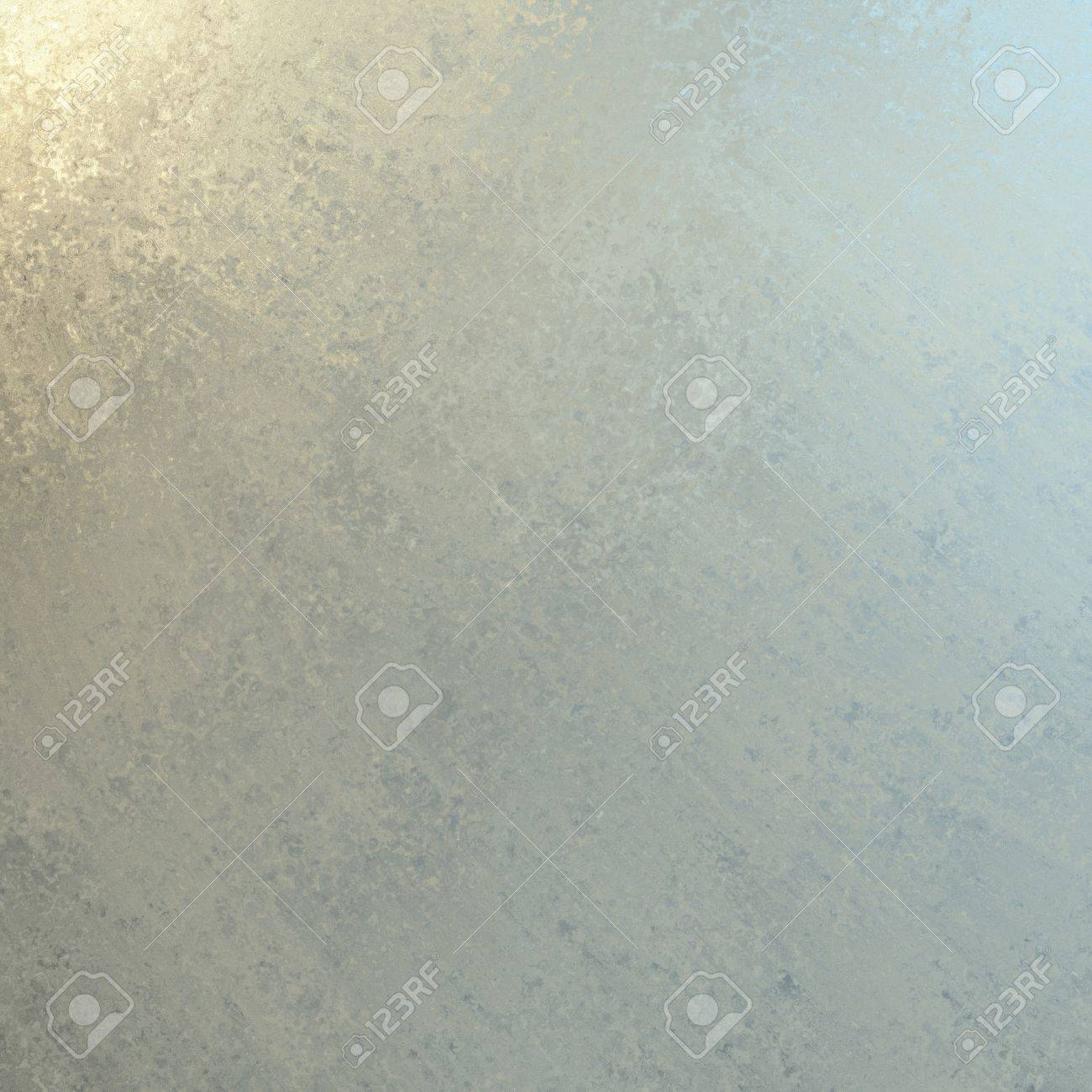 corner lighting. Stock Photo - Yellowed Gray Background Texture And Corner Lighting