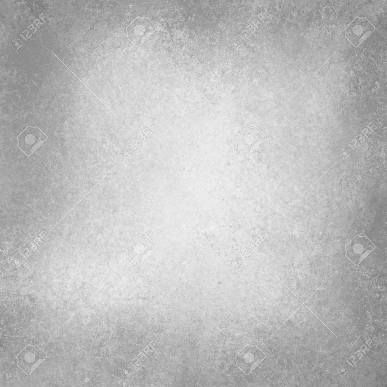 Old Gray Paper Background Black And White Vintage With Burnt Edges Or Grunge Border