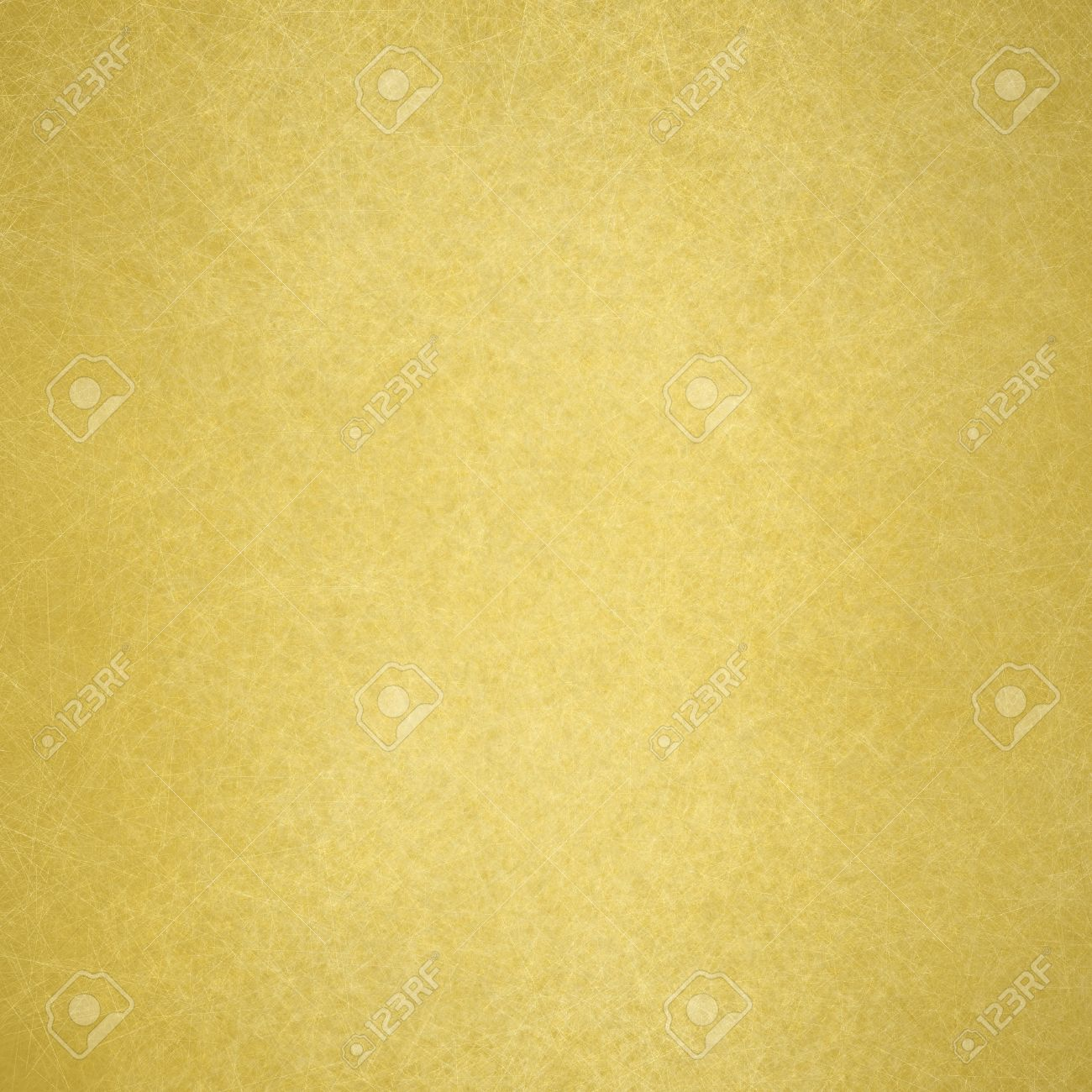 Gold Background Poster, Texture Is Old Vintage Distressed Solid ...