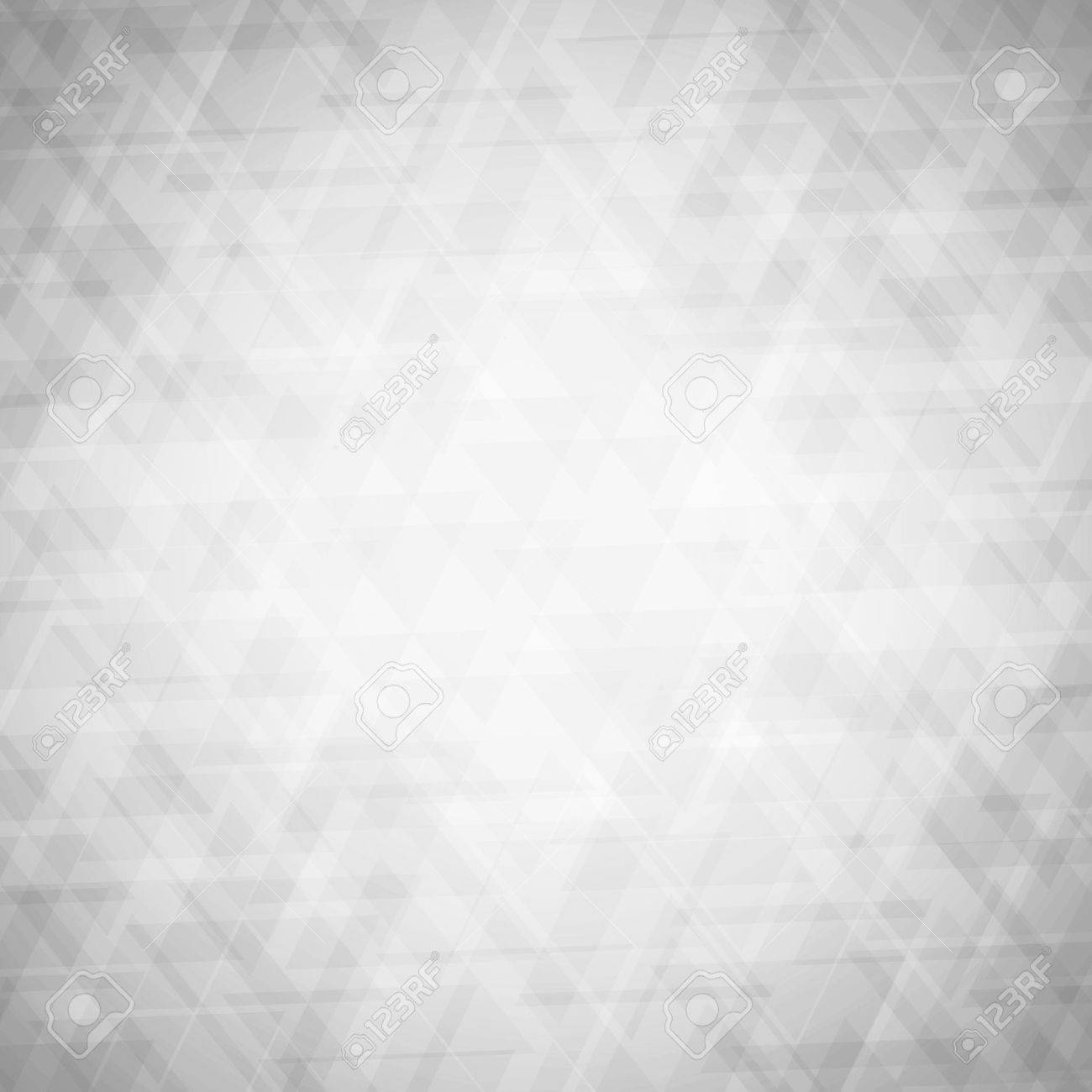 Abstract Triangle Background With White Geometric Angles And ...