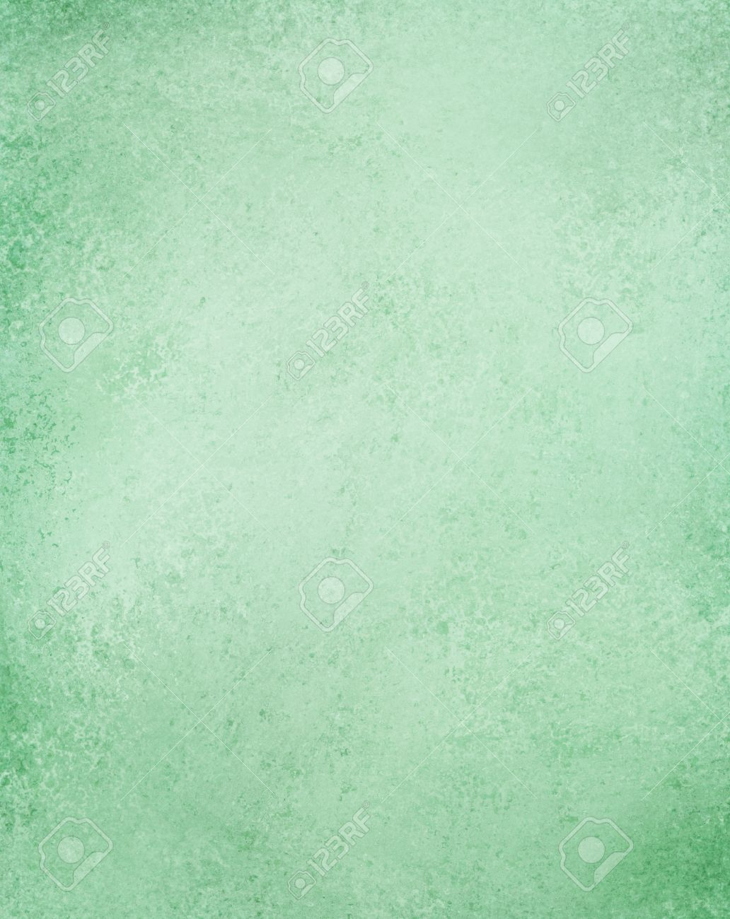 Soft Green Color Green Background Paper Vintage Texture And Distressed Soft Pale