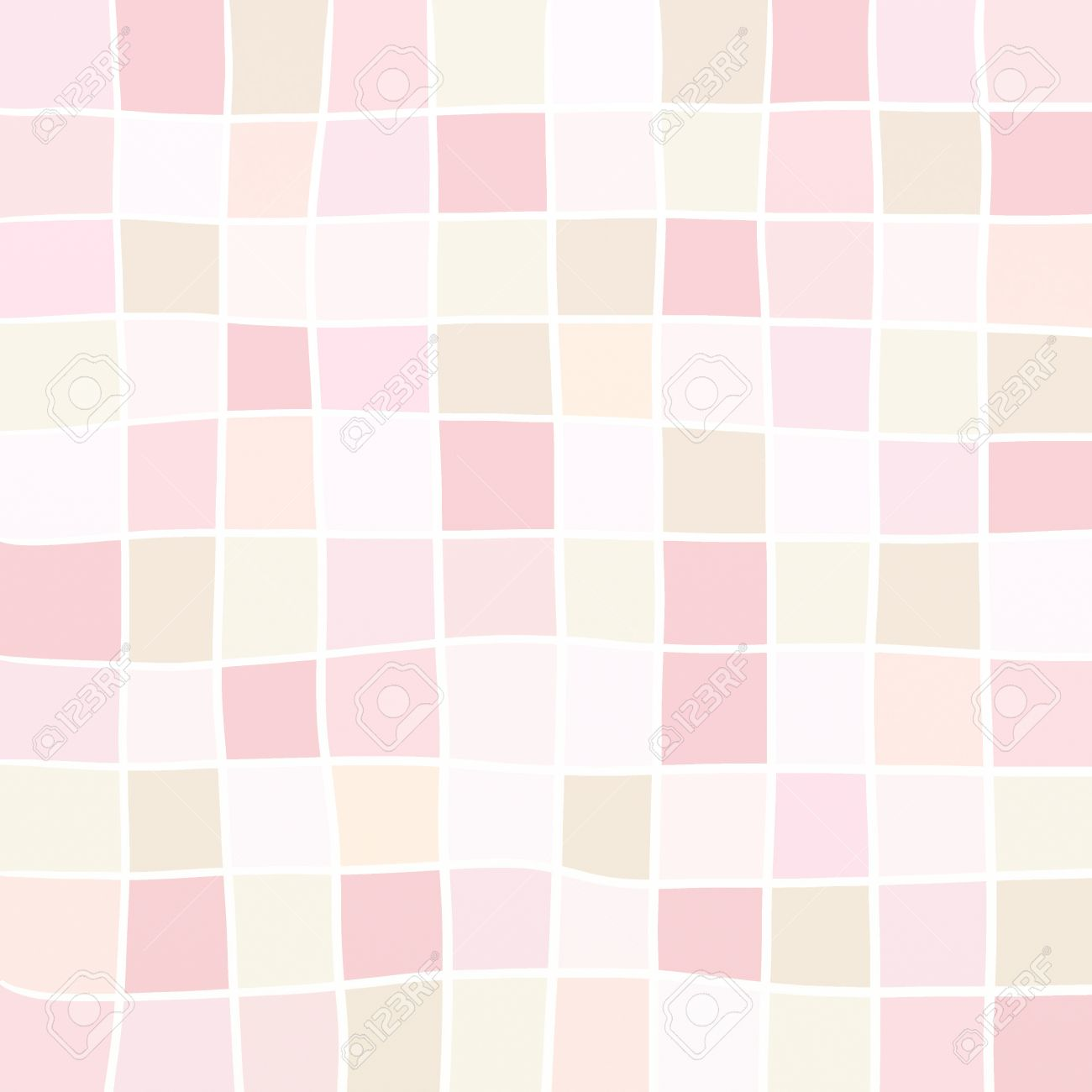 Cute background squares in rose pink and orange with abstract cute background squares in rose pink and orange with abstract white lines in hand drawn stripes voltagebd Gallery