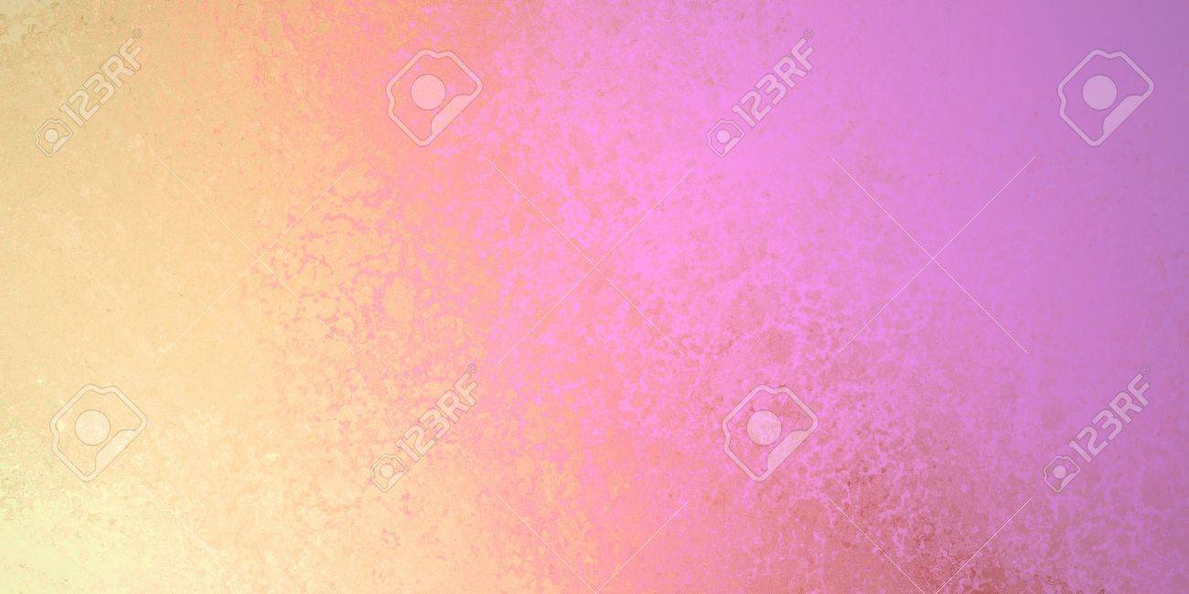 Website soft colors - Stock Photo Pink Yellow And Purple Background With Grunge Design Soft Colors And Rough Distressed Texture Blank Website Or Brochure Background Template