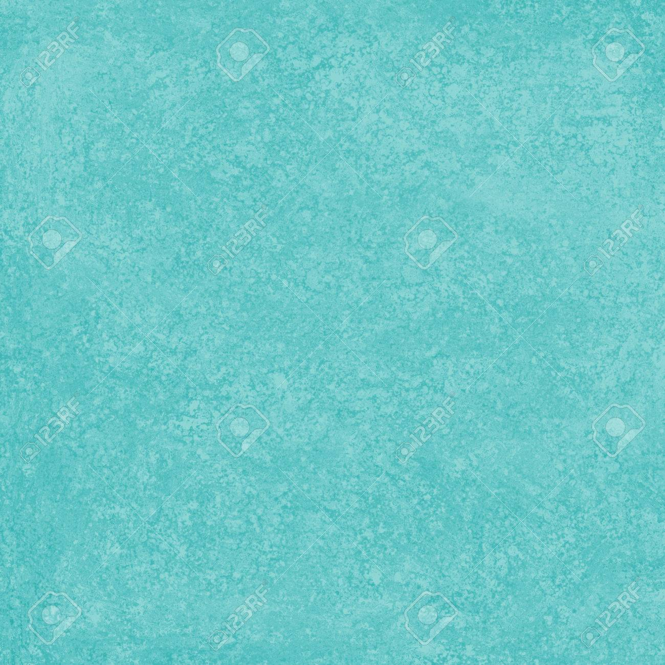 plain solid bright blue green background with rough distressed vintage grunge texture stock photo 72956663