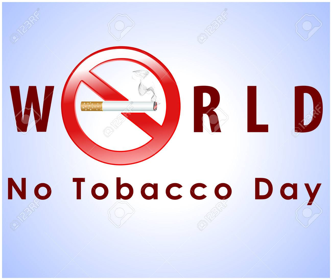No Tobacco Day Poster No Smoking Banner Or Flyer Design With Royalty Free Cliparts Vectors And Stock Illustration Image 38471299