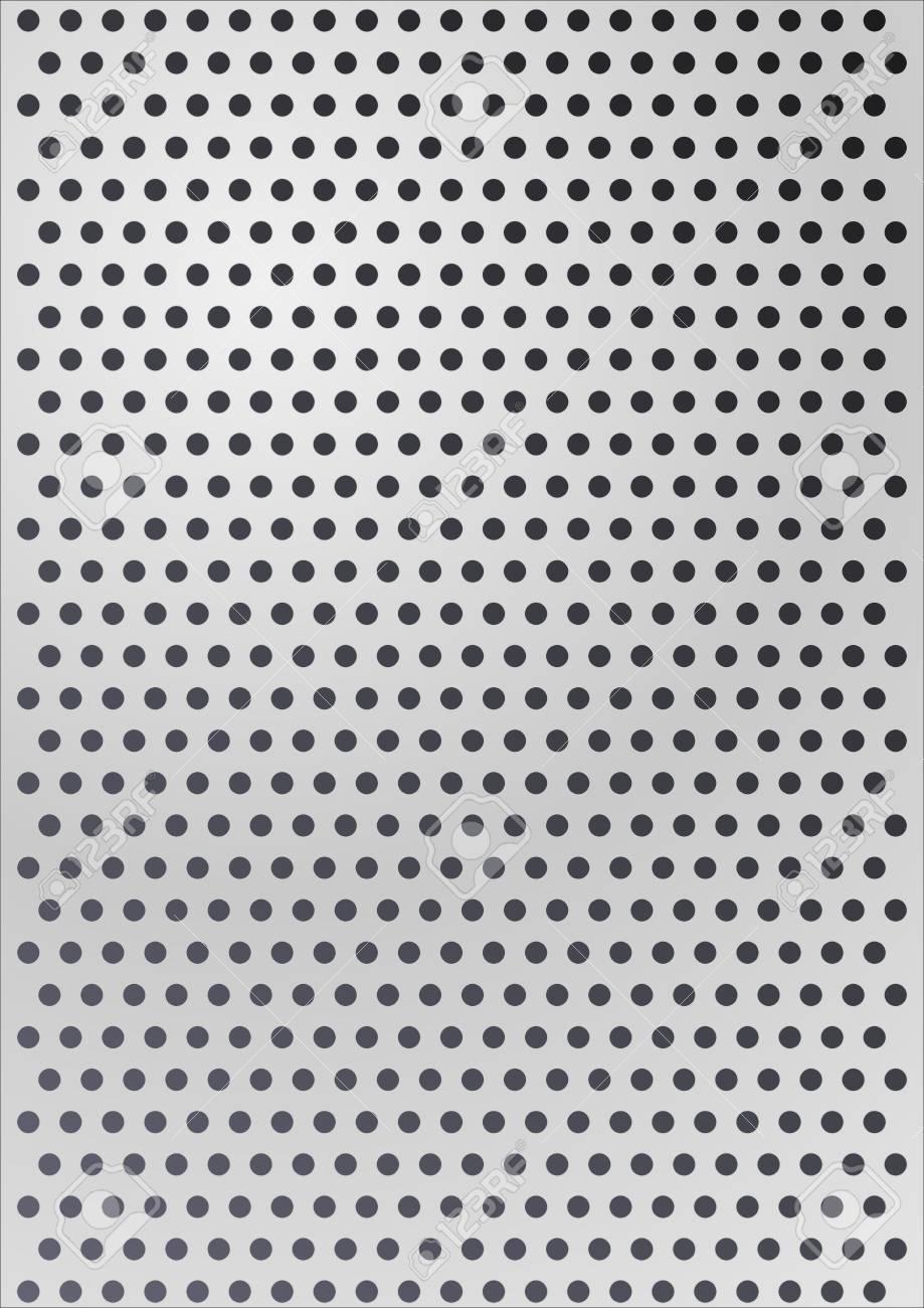 Abstract Metallic Background Stock Vector - 8242824