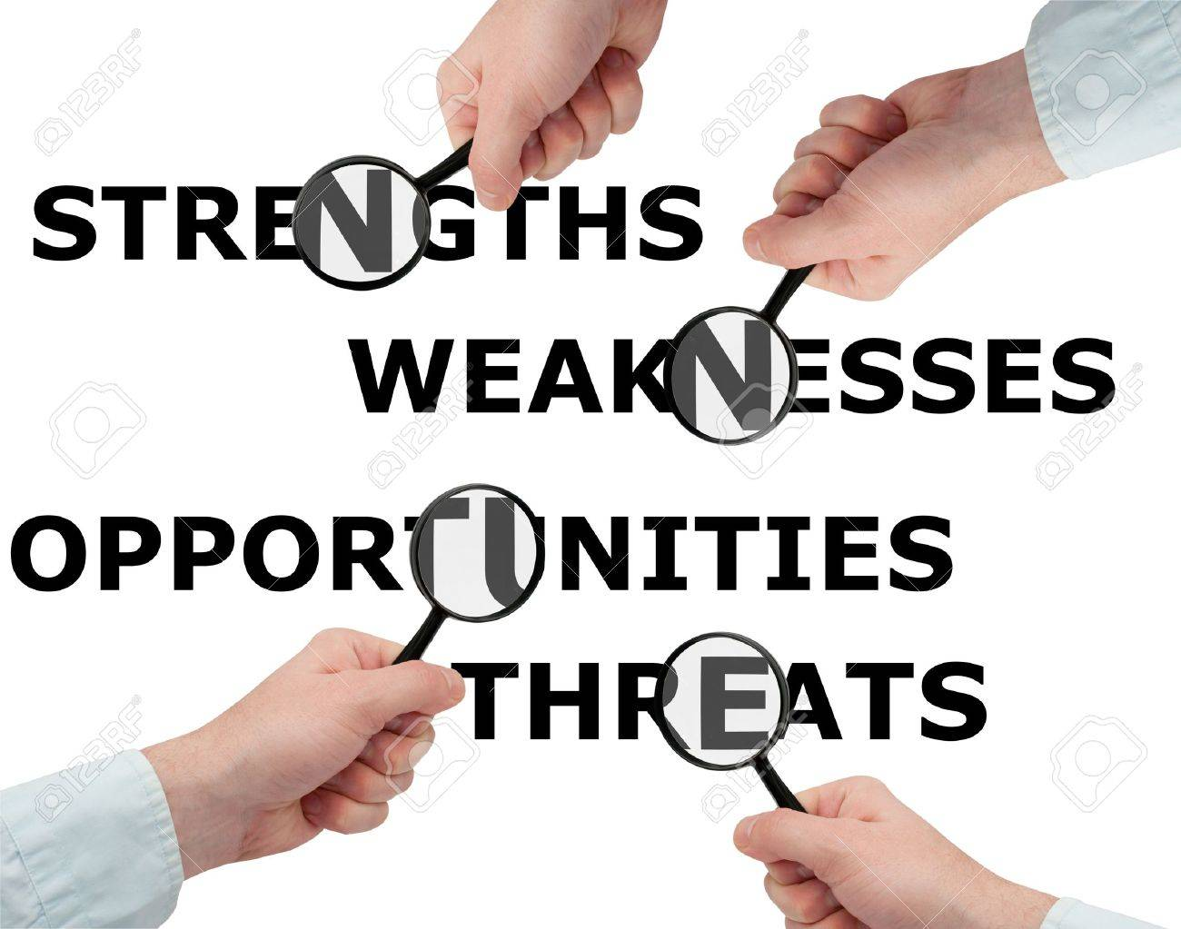 swot analysis man stock photo picture and royalty image swot analysis man stock photo 10312564