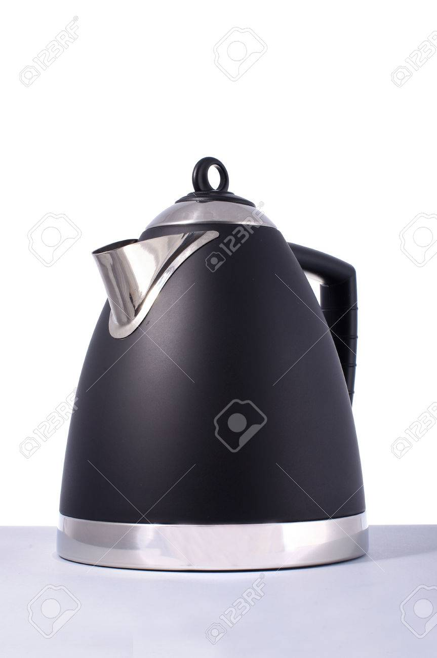 modern electric kettle isolated stock photo picture and royalty  - modern electric kettle isolated stock photo