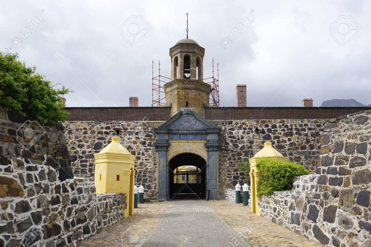 Cape town south africa 29 september2016 entrance gate of the heritage