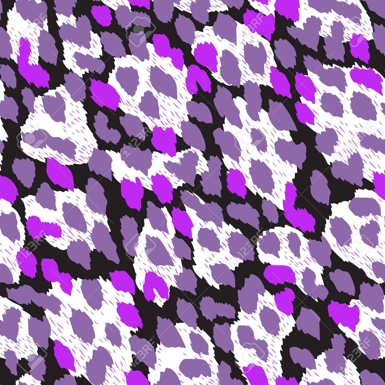 動物のシームレス パターンのベクトルの背景 ヒョウのカラフルな混合パターン キリンを毛皮します 創造的な動的ファッション パターン 印刷 壁紙 テキスタイル のイラスト素材 ベクタ Image 59893648