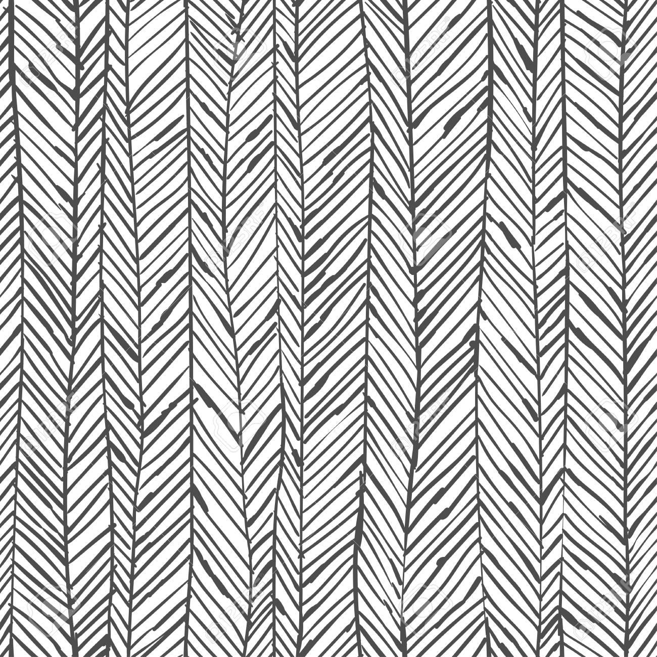 Abstrakter Fischgrätenmusterhintergrund Nahtloses Muster Tapete In