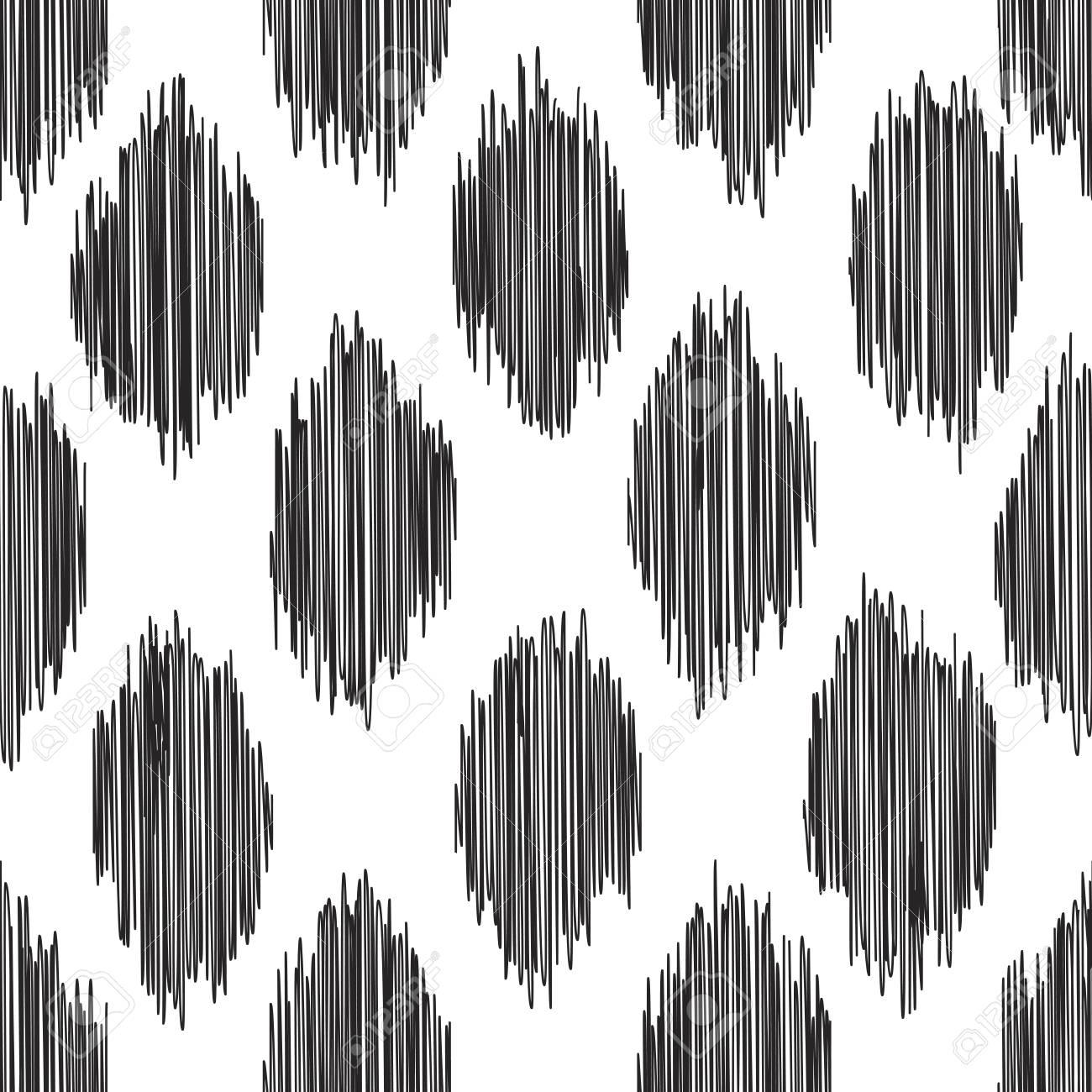 Ikat Seamless Pattern For Home Decor Ideas. Fashion Wallpaper ...