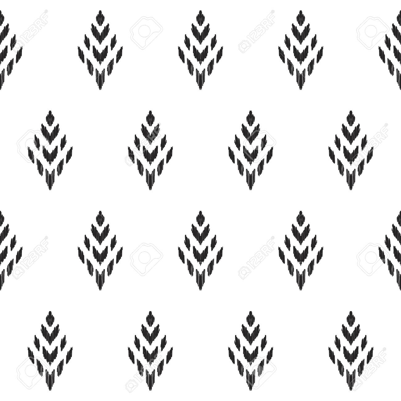 Awe Inspiring Ethnic Seamless Pattern For Modern Home Decor Fabric Cover Interior Design Ideas Inamawefileorg