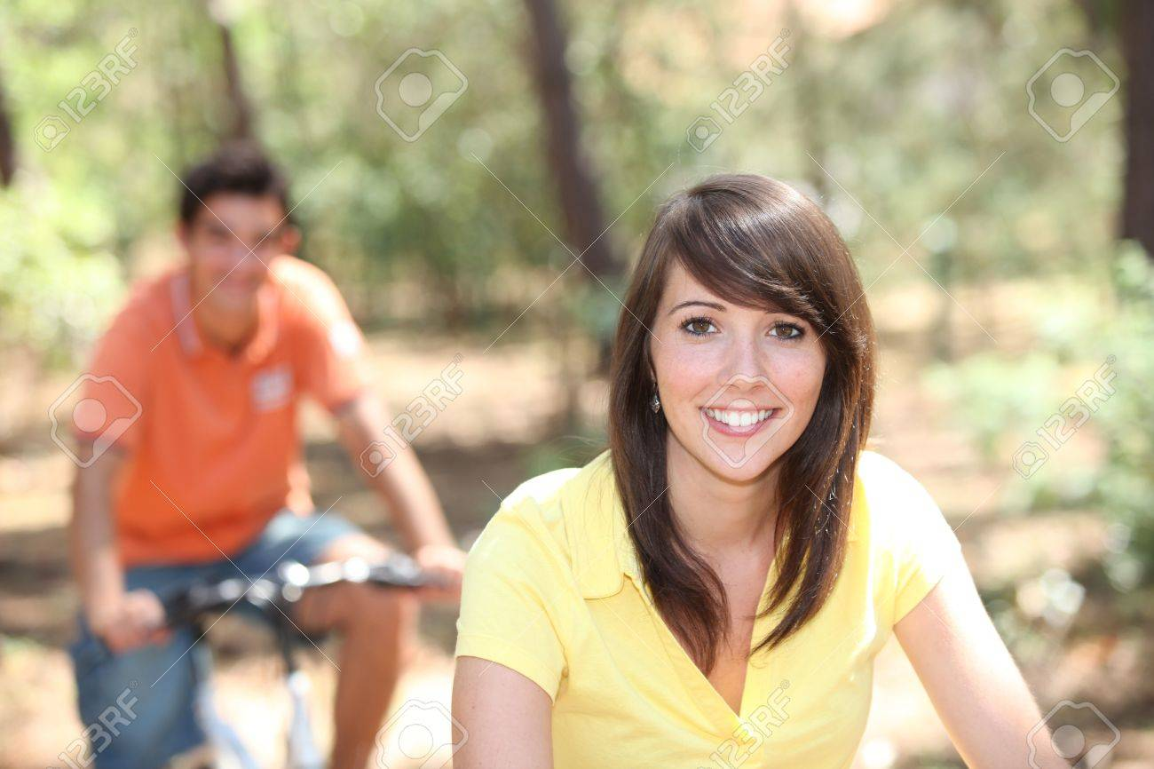 Cycling holiday Stock Photo - 10783489