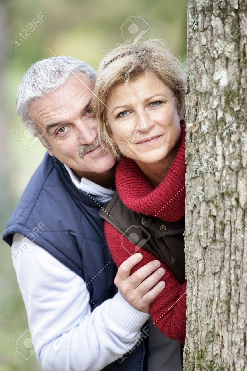 Vacaciones para parejas mayores