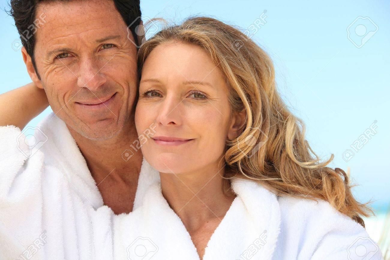 Happy couple Stock Photo - 11455883