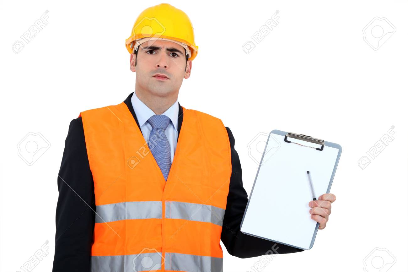 Unhappy manager Stock Photo - 11754636