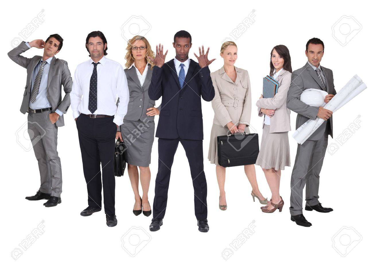 business team Stock Photo - 11842917