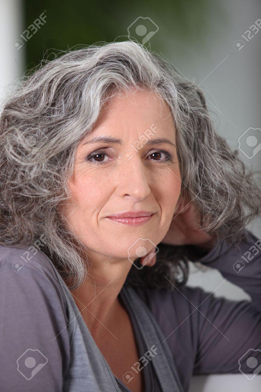 Salt And Pepper Hair Galhairs