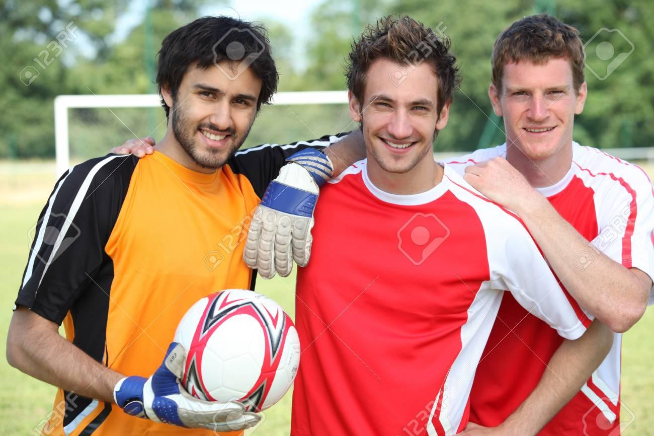 Football team Stock Photo - 11947109