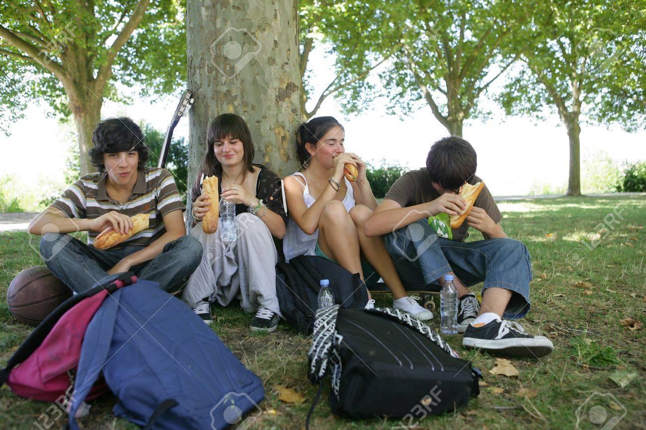 Teenager Stock Photo - 12006483
