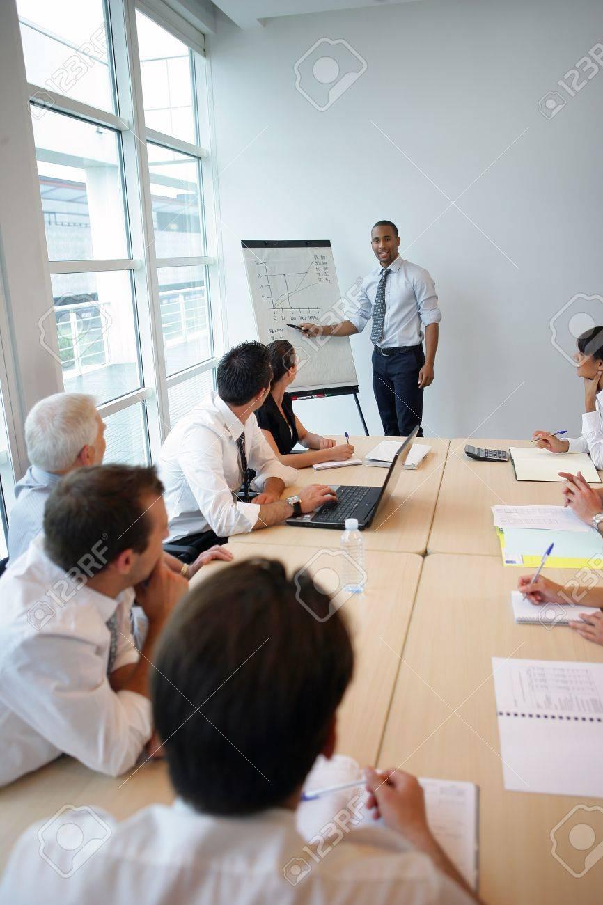 Office presentation Stock Photo - 13839444
