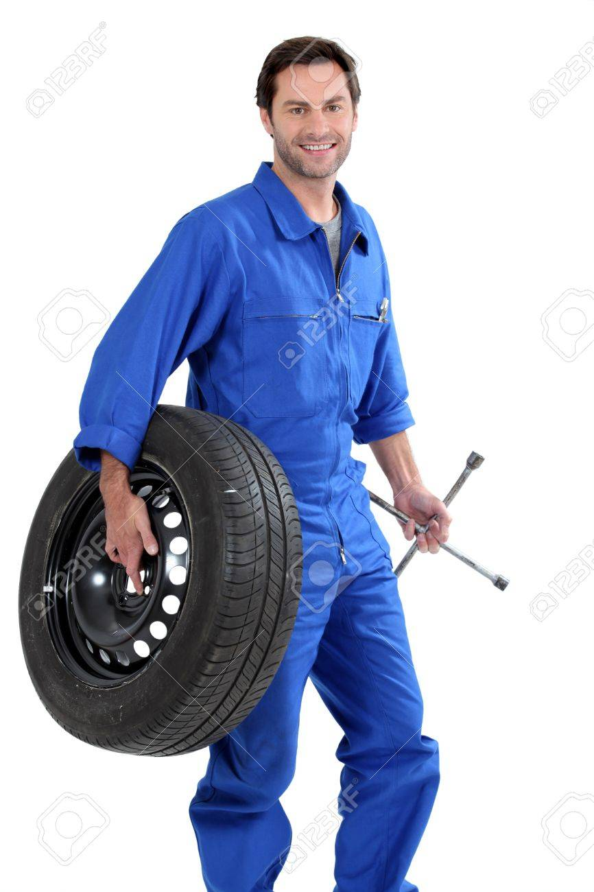 a car mechanic stock photo picture and royalty free image image