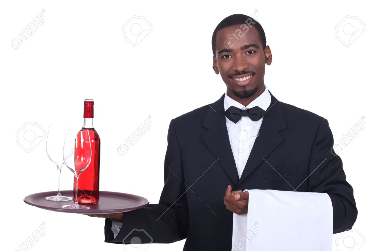 waiter stock photos images royalty free waiter images and pictures
