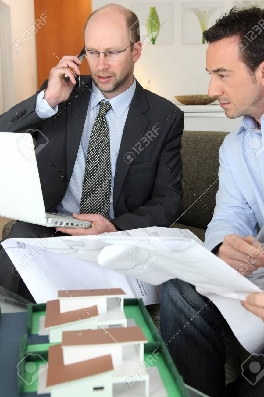 An architect's office Stock Photo - 13905121