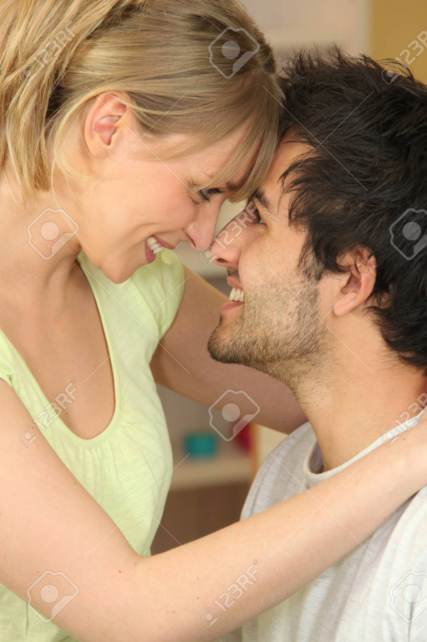 Loving couple Stock Photo - 13990119
