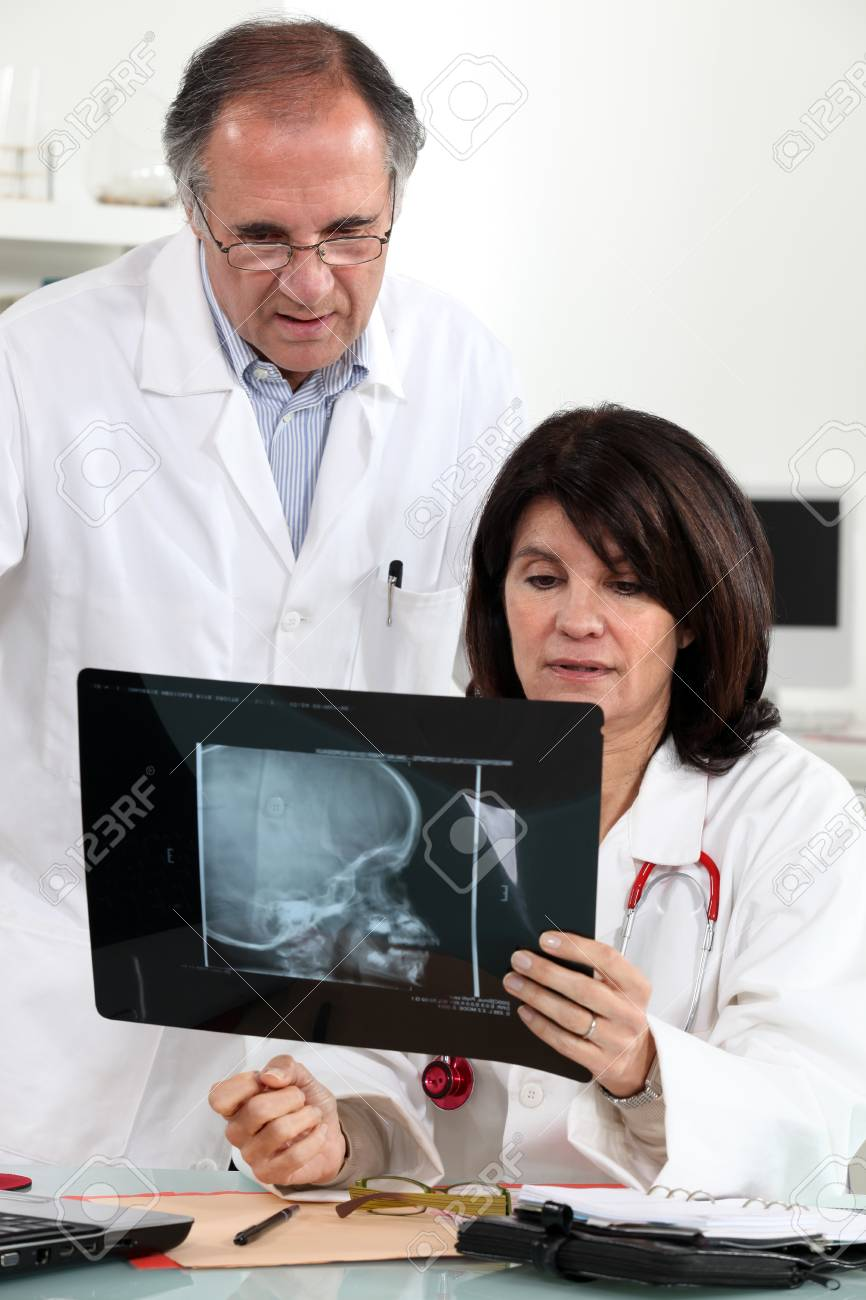 It's a brain tumor. Stock Photo - 14206921